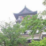 【愛知】国宝「犬山城」が誇る日本最古の天守閣からこんにちは!城下町を眺めてみたよ