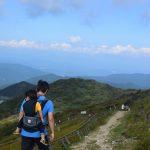 【滋賀】伊吹山へ2歳0歳の2人と共にまたまた子連れ登山に行ってきたよ