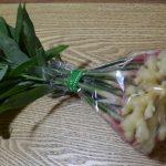 【生姜の葉が美味しいレシピ】沖縄料理ウンケージューシーに沖縄食材はないけれどチャレンジしてみた