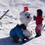 【群馬県】道の駅川場田園プラザで子供と雪遊び!そして山賊焼き!【お得で楽しい一日】