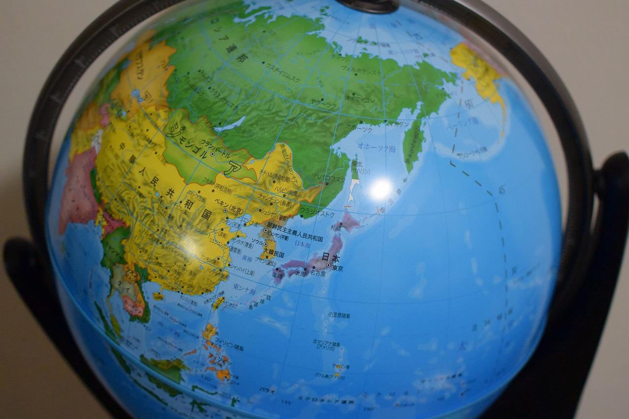 しゃべる地球儀ネオビジョンが他の地球儀と比較してスゴイところ【ココチモ】