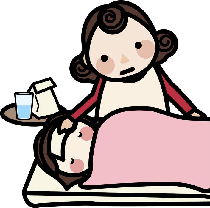 インフルエンザの後の部屋の除菌はどうすれば?布団やまくらはどうすれば良いの?