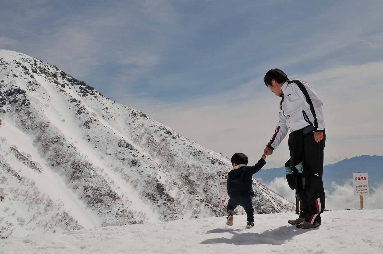 駒ヶ岳千畳敷カール