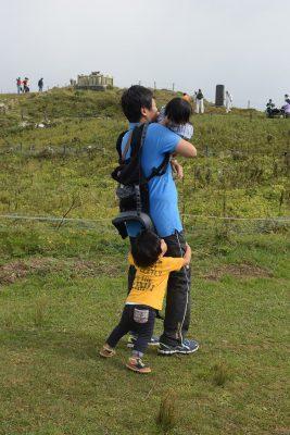 子供と一緒に伊吹山子連れ登山