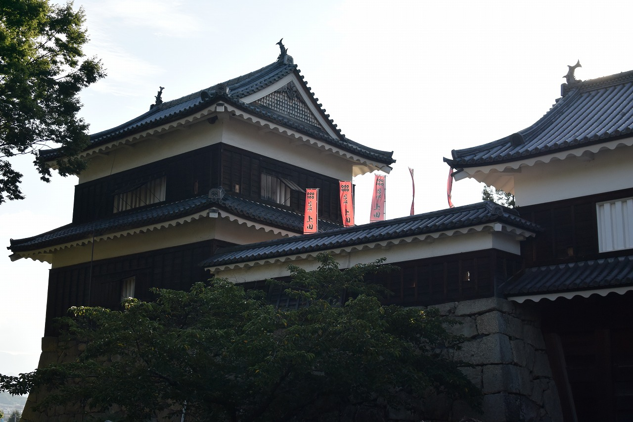 【長野】真田丸で人気の上田城の見どころと鹿教湯(かけゆ)温泉に入ることができるお宿について