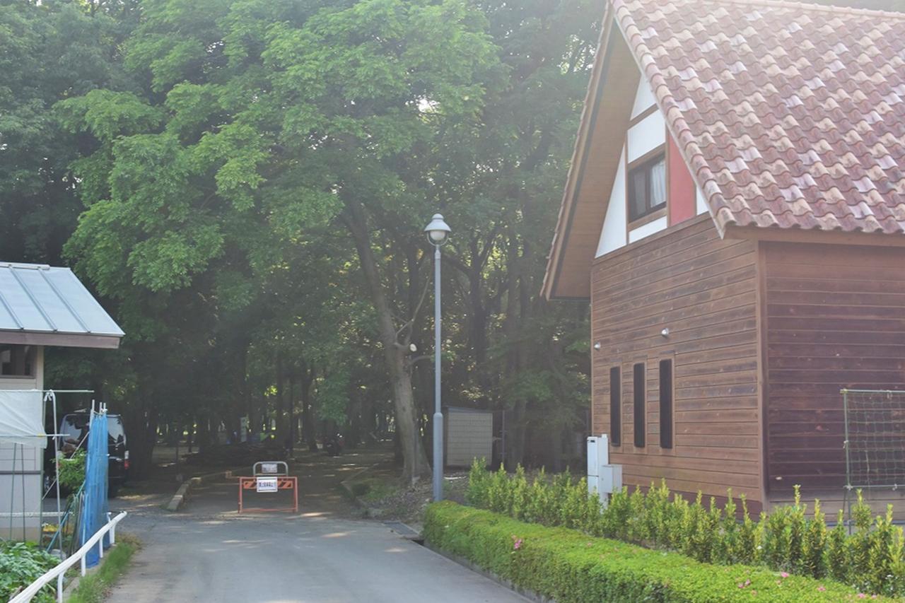 八千代グリーンビレッジキャンプ場(憩遊館)