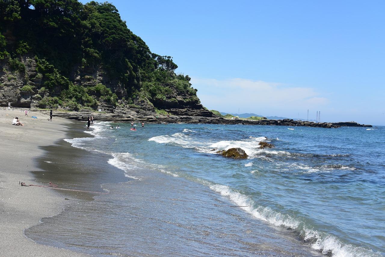 【神奈川】子どもたちが大喜びする三浦半島の穴場海水浴場はここ!