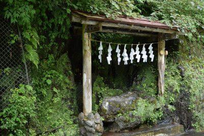 東京奥多摩にある日原鐘乳洞(にっぱらしょうにゅうどう)