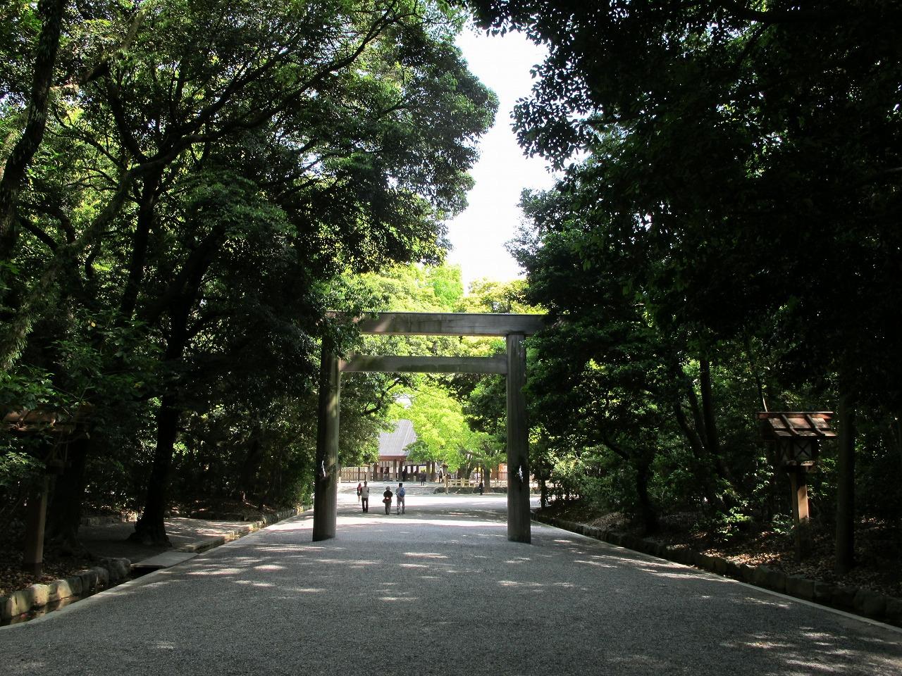 【名古屋】パワースポット熱田神宮のご利益で恋愛ハッピーパワーと美肌をゲット!